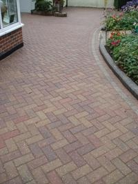 Driveway Cleaning London, Patio Cleaning London image